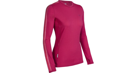 Icebreaker BF260 Vertex High V Women's cerise